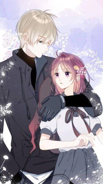 hình ảnh anime đôi cho 2 người