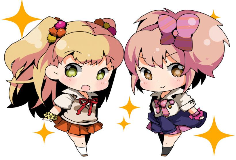 Hình ảnh avatar bff về tình ban anime