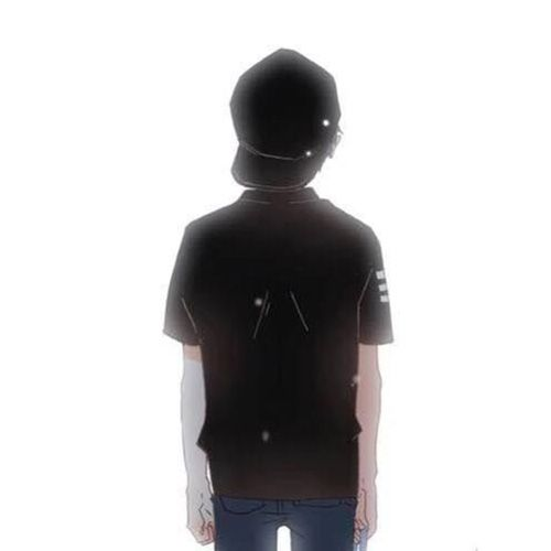hình ảnh avatar cặp đen nam