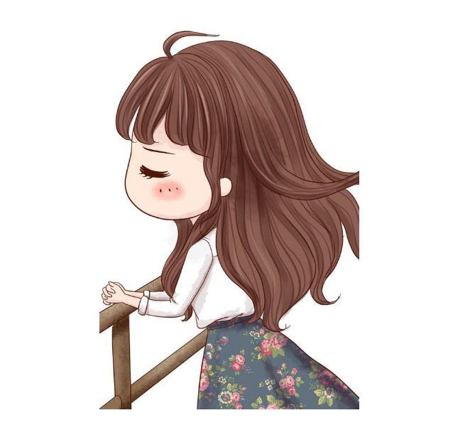 hình ảnh Avatar cho con gái dễ thương buồn