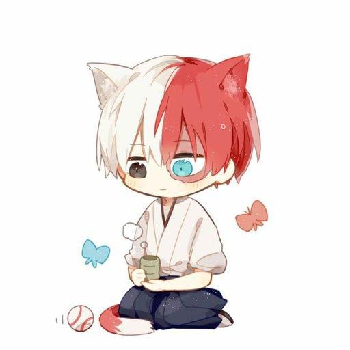 hình ảnh avatar dễ thương chibi boy