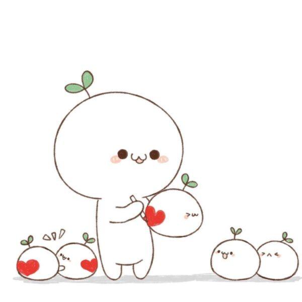 Hình ảnh avatar dễ thương, cute