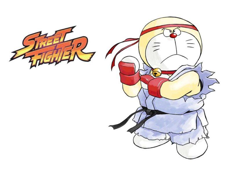 Hình ảnh avatar Doremon ảnh chế