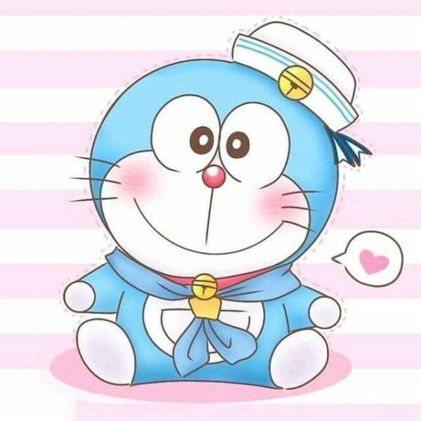 Hình ảnh avatar Doremon dễ thương, cute