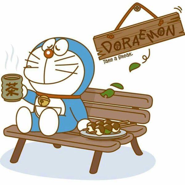 Hình ảnh avatar Doremon đẹp