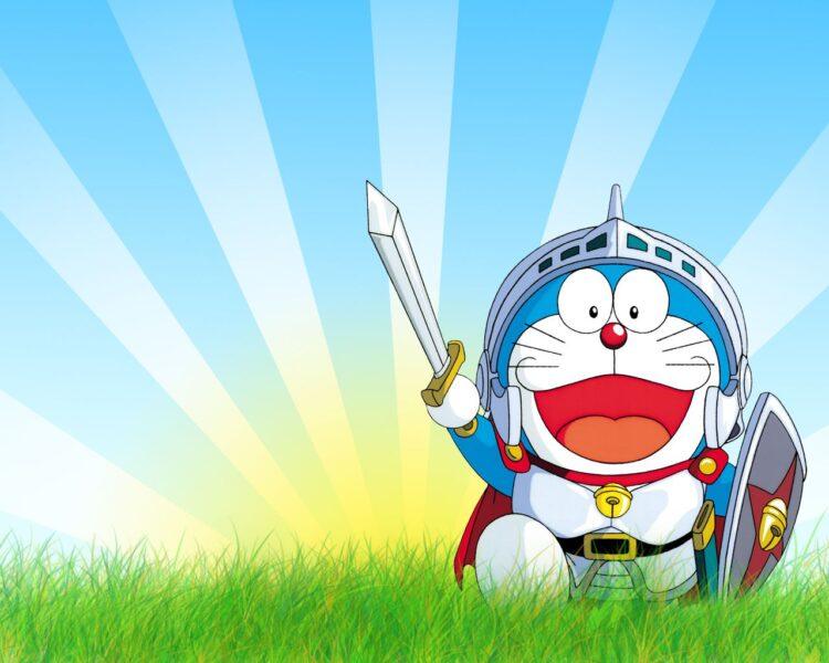 Hình ảnh avatar Doremon ngầu quá đi