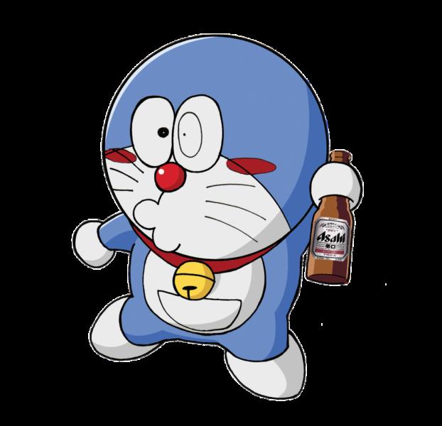 Hình ảnh avatar Doremon ngộ nghĩnh