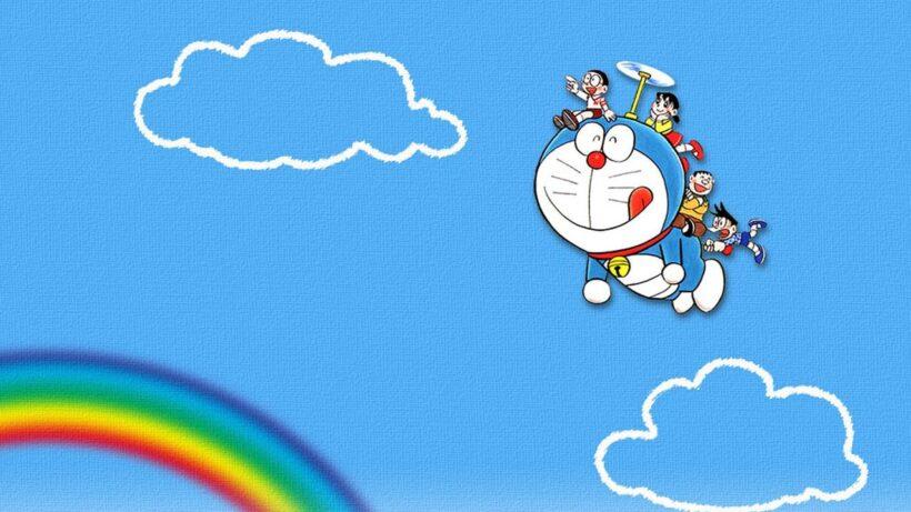 Hình ảnh avatar Doremon và những người bạn