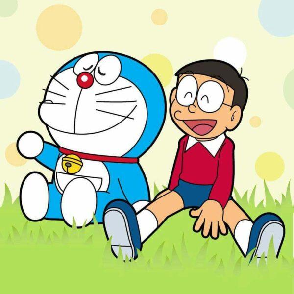 Hình ảnh avatar Doremon và Nobita