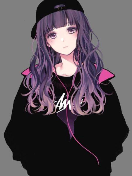Hình ảnh avatar nữ ngầu cho con gái