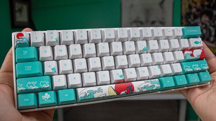 Hình ảnh bàn phím rời máy tính đẹp nhất (1)