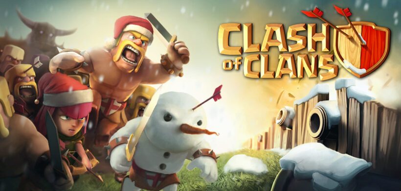 Hình ảnh bìa facebook Clash Of Clans