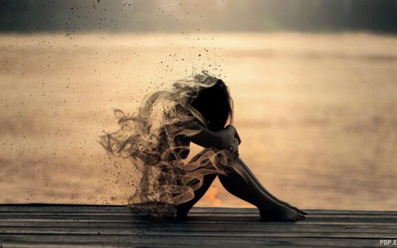 hình ảnh buồn khóc