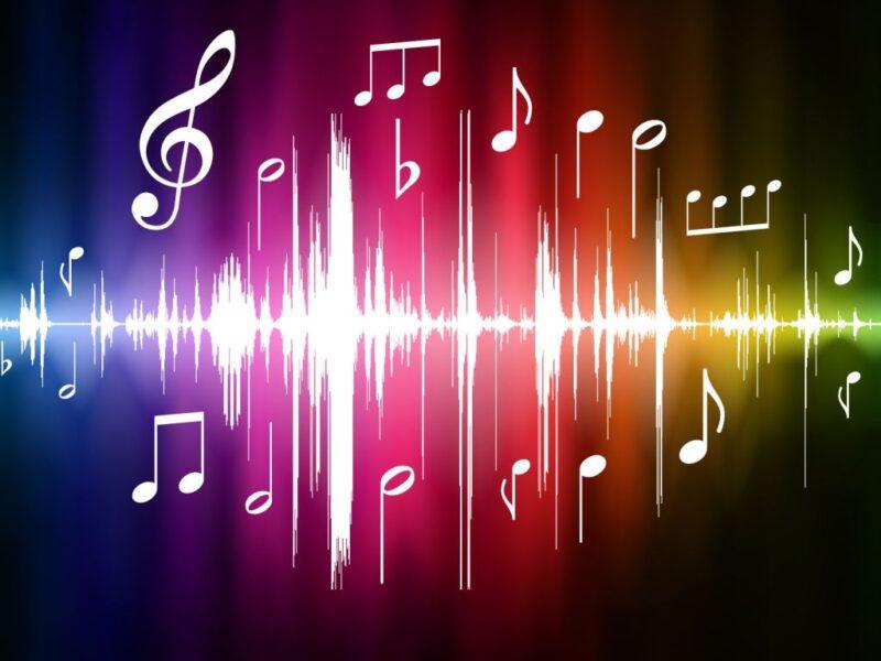 Hình ảnh các nốt nhạc thăng hoa