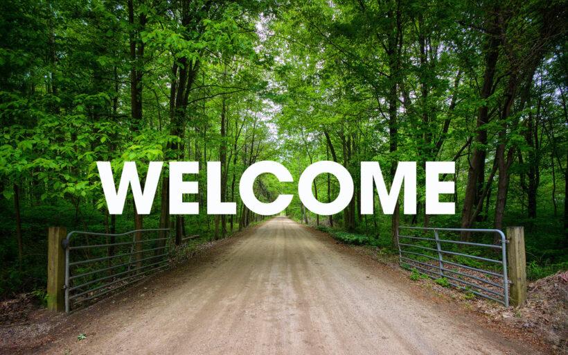 hình ảnh chào mừng - welcome