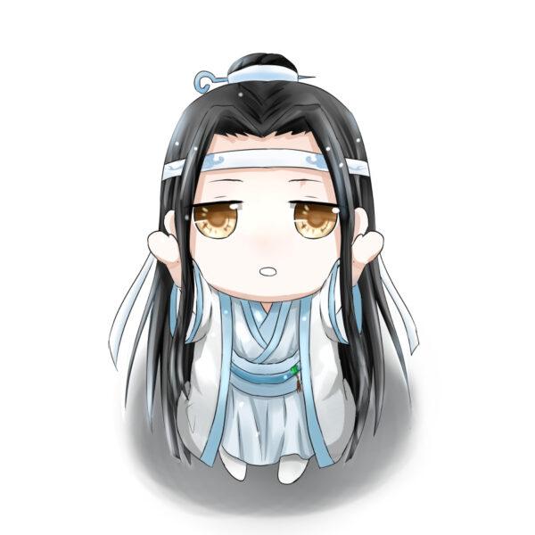 Hình ảnh Chibi buồn đẹp, đáng yêu
