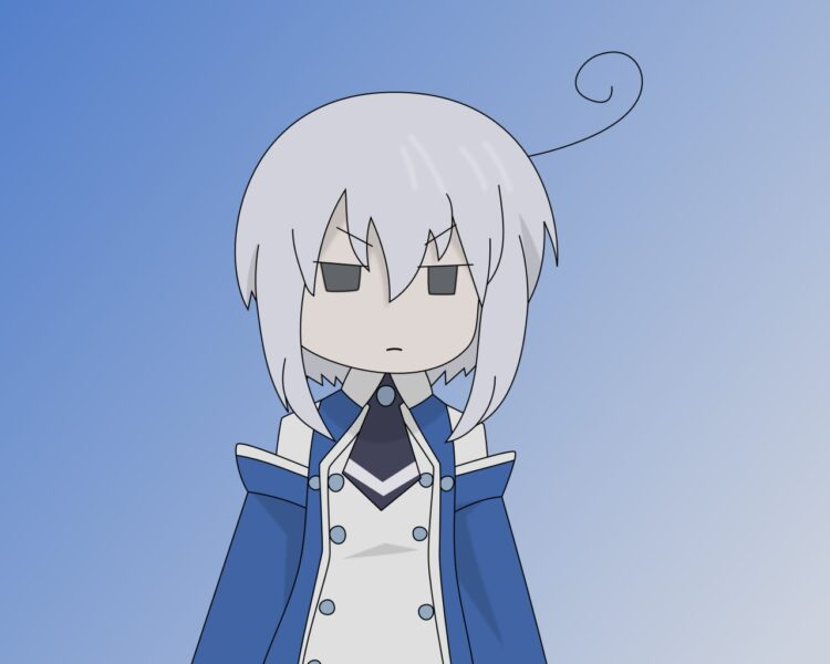 Hình ảnh Chibi nam buồn
