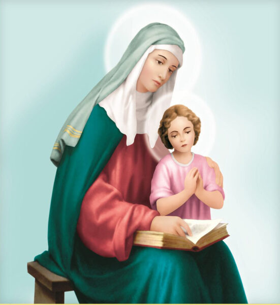 Hình ảnh chúa Giesu và mẹ Maria