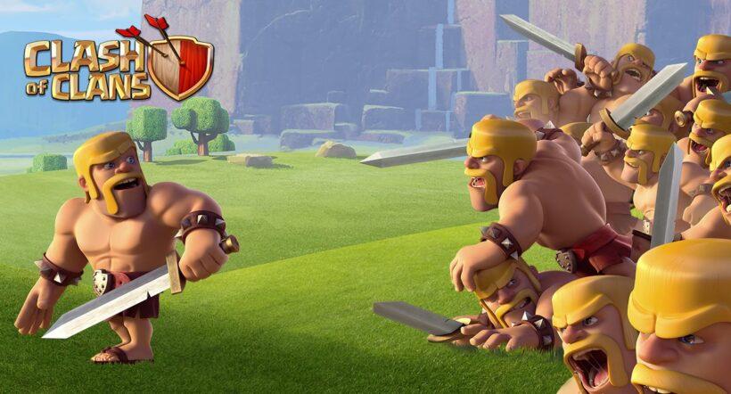 Hình ảnh Clash Of Clans 3D cực đẹp