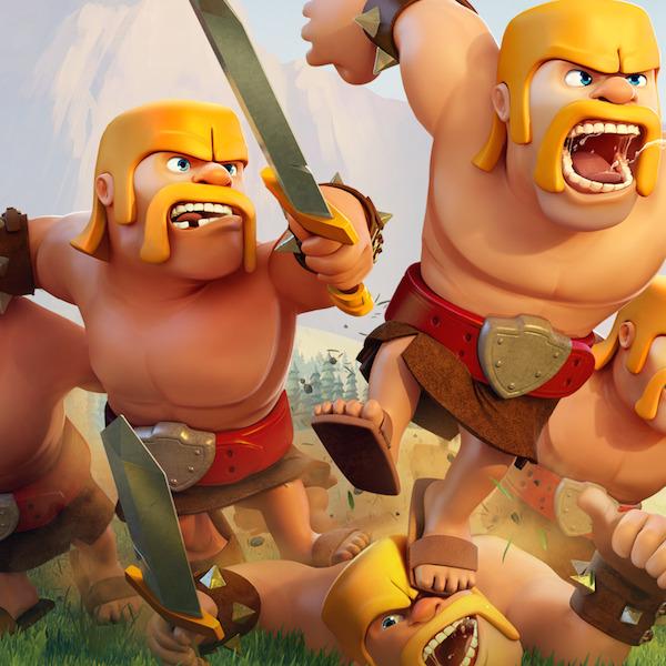 Hình ảnh Clash Of Clans cute dễ thương