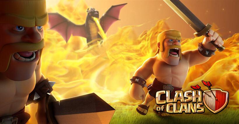 Hình ảnh Clash Of Clans làm ảnh đại diện