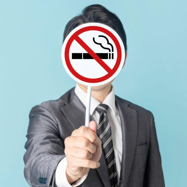 hình ảnh cổ động cấm hút thuốc