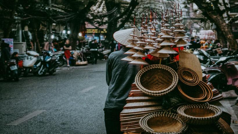 Hình ảnh cuộc sống ở Hà Nội