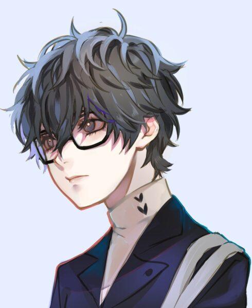 Hình ảnh đại diện avt anime boy