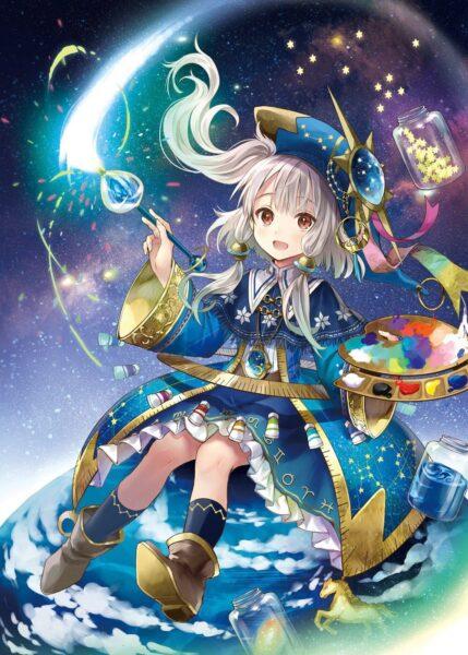 Hình ảnh đại diện avt anime nữ đáng yêu, đẹp