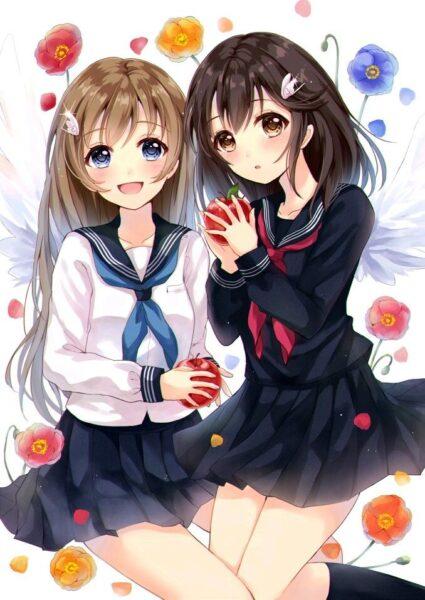 Hình ảnh đại diện bff cute, dễ thương
