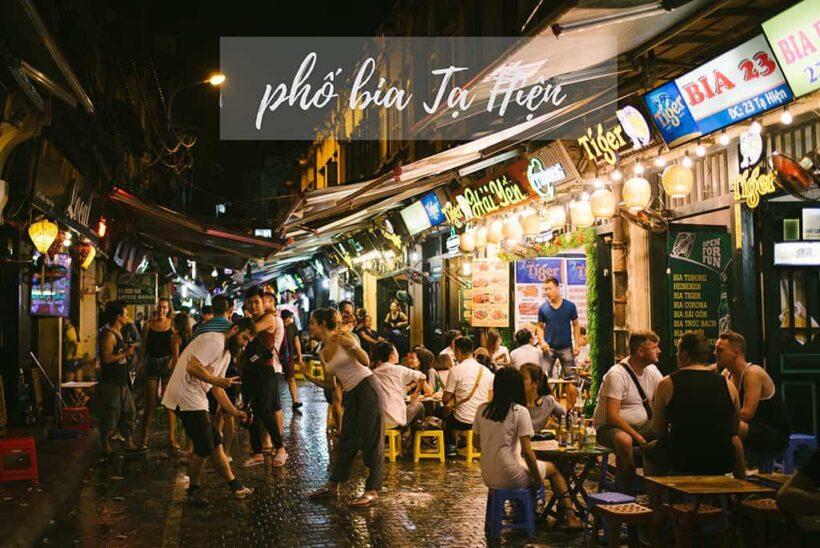 Hình ảnh địa điểm chơi ăn đêm Hà Nội