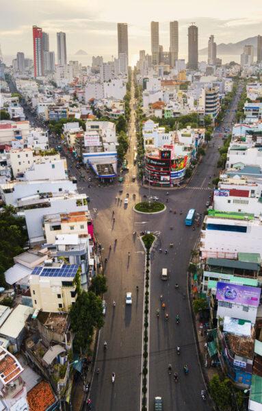 Hình ảnh đường phố Nha Trang
