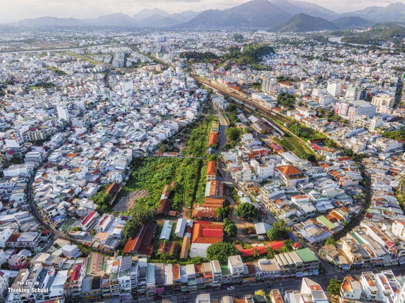 Hình ảnh ga tàu Nha Trang