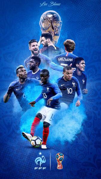 Hình ảnh hình nền bóng đá với giải đấu