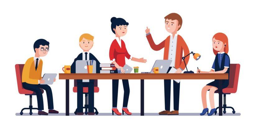 Hình ảnh kỹ năng làm việc nhóm (2)