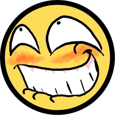 Hình ảnh mặt cười nham nhở nhất