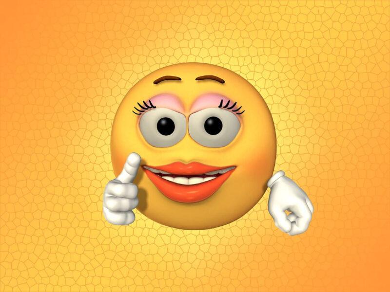 Hình ảnh mặt cười siêu cute