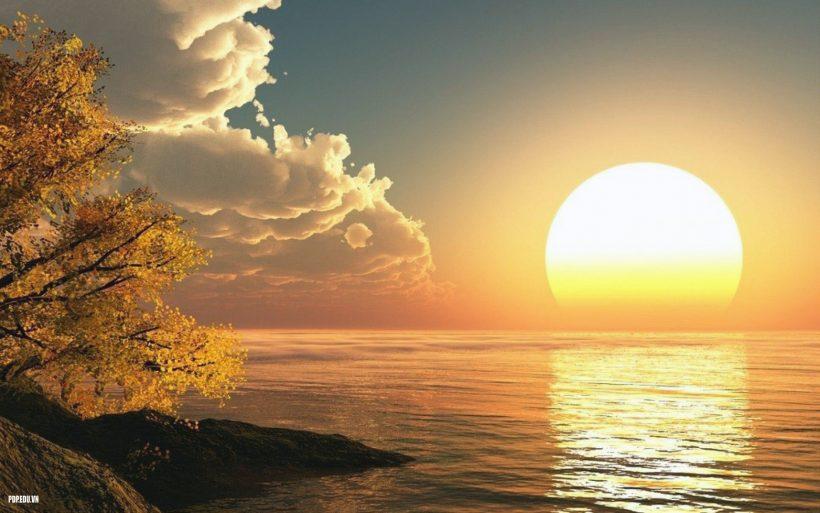 hình ảnh mặt trời