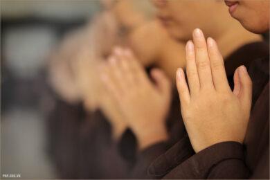 Hình ảnh nền cầu nguyện đẹp