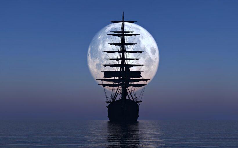 Hình ảnh nền thuyền buồm cực đẹp