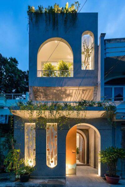 hình ảnh ngôi nhà đẹp đơn giản