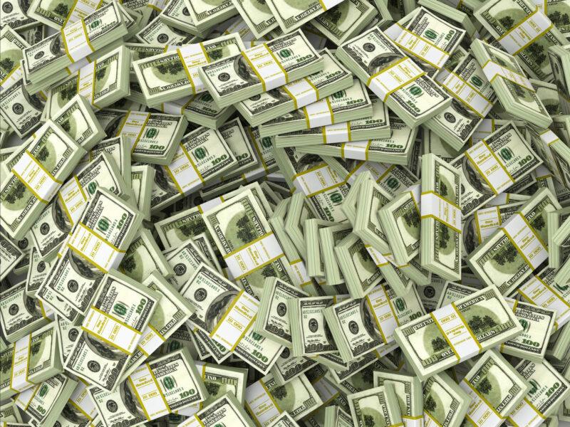 Hình ảnh nhiều tiền nhất thế giới