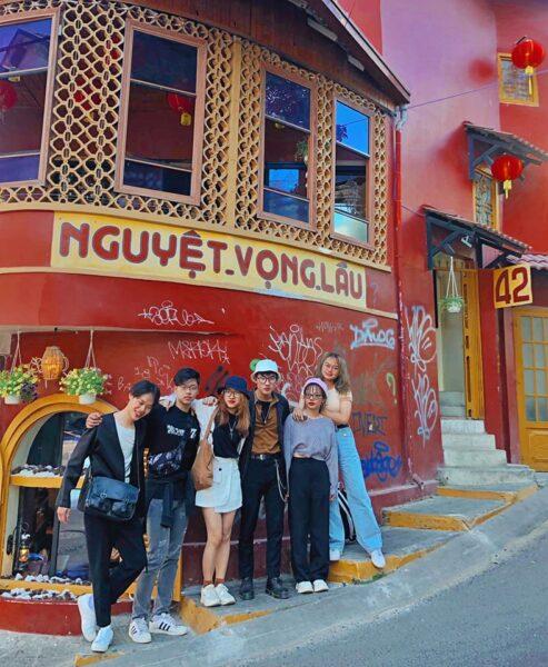 hình ảnh nhóm messenger đẹp đi chơi chụp ảnh cùng nhau