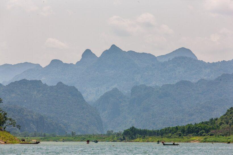 hình ảnh núi sông Phong Nha Kẻ Bàng