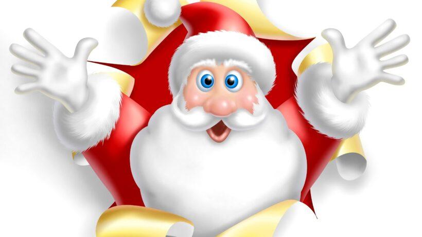 Hình ảnh ông già Noel cực đẹp