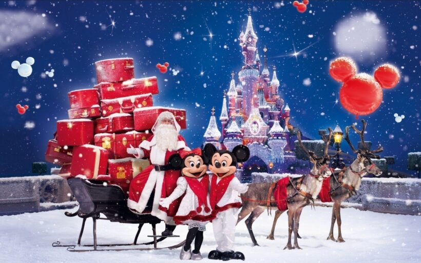 Hình ảnh ông già Noel đẹp quá