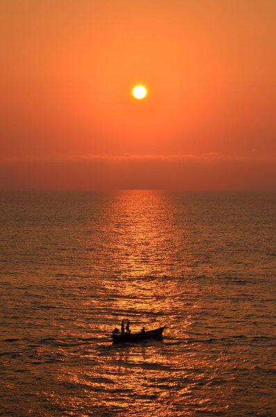 hình ảnh ông mặt trời trên biển rộng