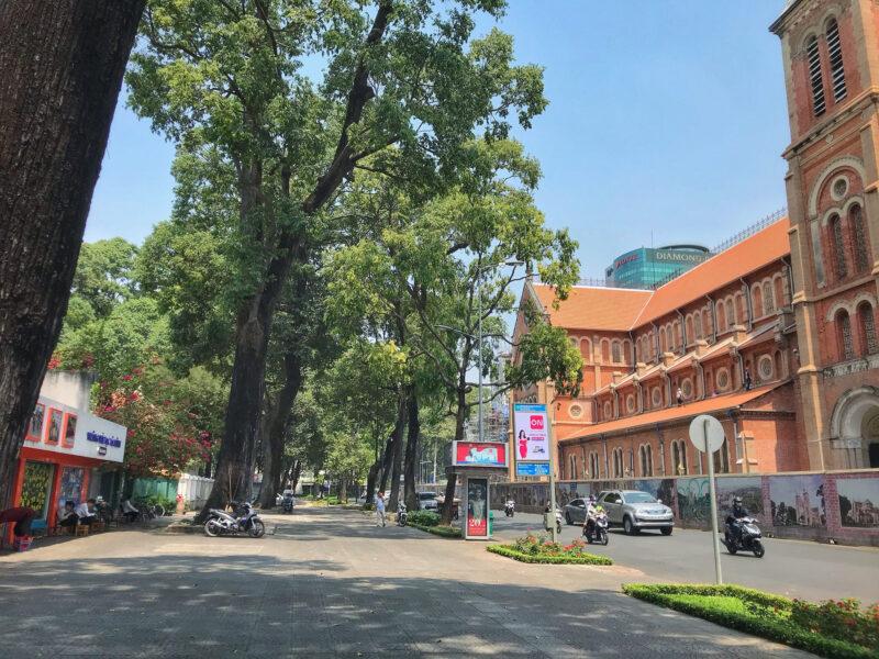 Hình ảnh Sài Gòn buồn giữa mùa dịch Covit