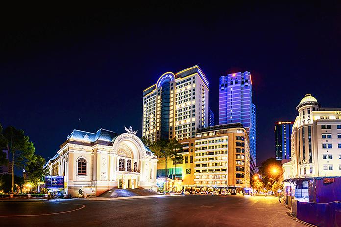 Hình ảnh Sài Gòn cực đẹp