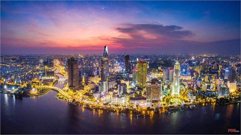 Hình ảnh Sài Gòn đẹp nhất